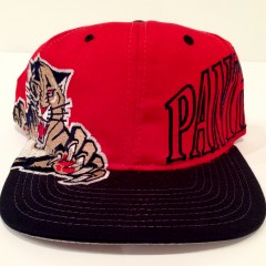 vintage florida panthers starter nhl snapback hat