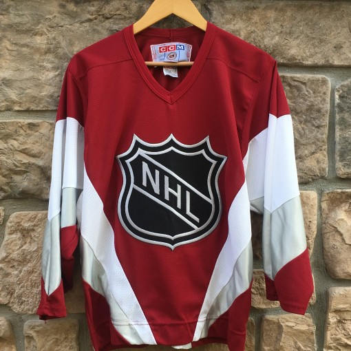 1998 NHL All Star jersey North America