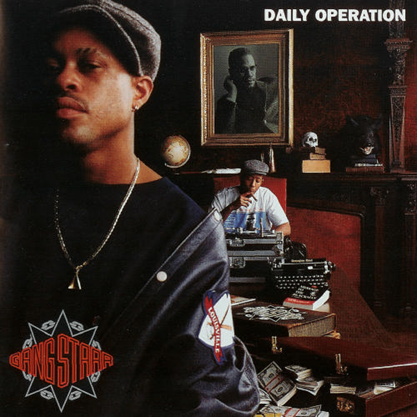 Gang Starr Daily Operation 2 deep