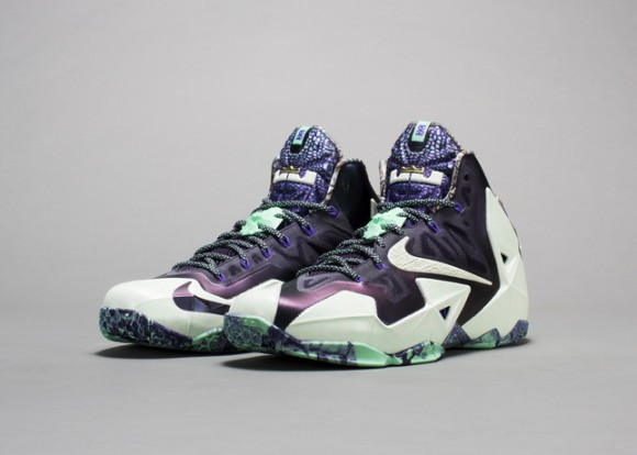 "Nike Lebron 11 ""Gator King"" 2014 All Star Sneakers"