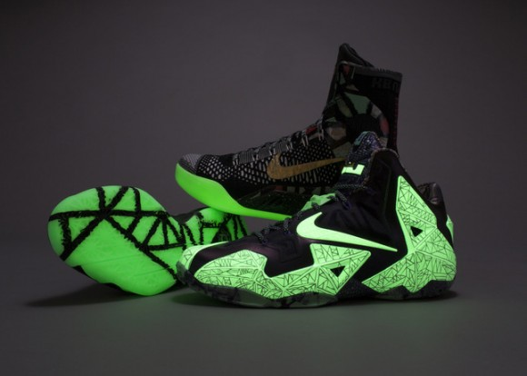 13a5d55b4c661 Nike 2014 nba all star game gumbo collection