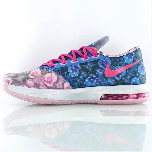 nike zoom durant aunt pearl floral
