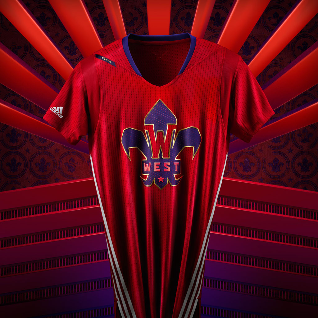 adidas-2014-nba-all-star-game-jerseys western conference