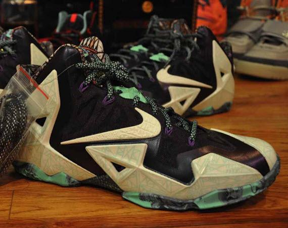 nike lebron 11 xi lebron james 2014 nba all star game sneakers new orleans
