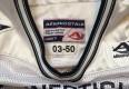 aeropostle game worn authentic uconn huskies ncaa football jersey