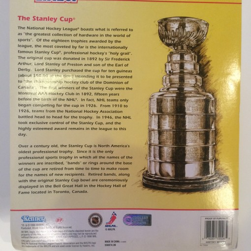 starting lineup classic doubles stanley cup set package