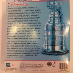 back of starting lineup classic doubles 1999-2000 stanley cup toy set