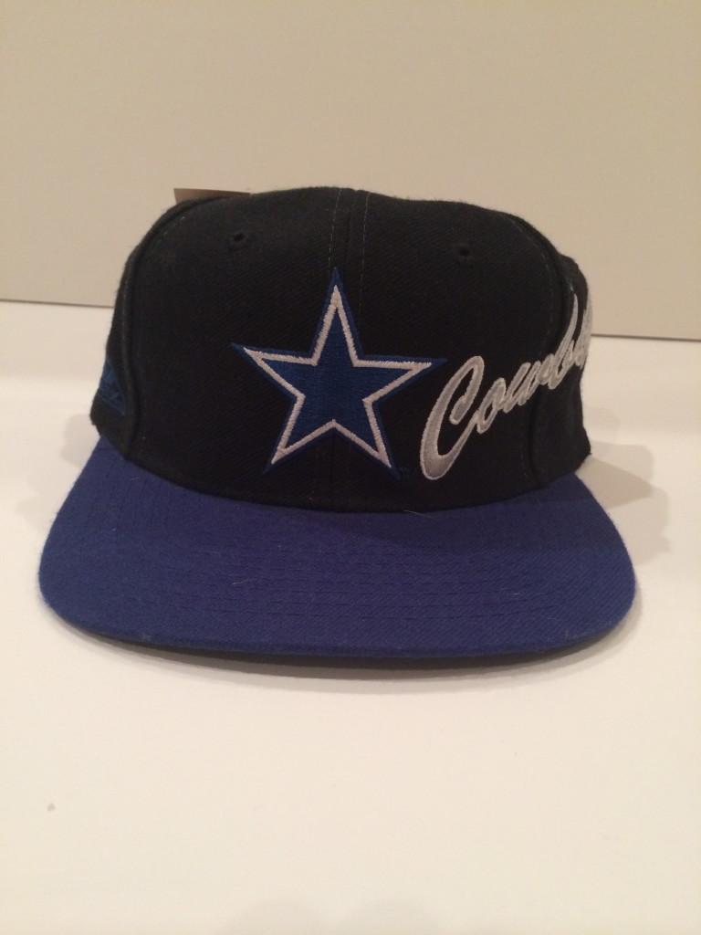 8181e8ecf vintage deadstock dallas cowboys apex one nfl snapback hat