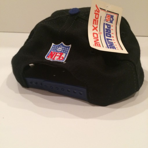 deadstock apex one dallas cowboys nfl snapback hat