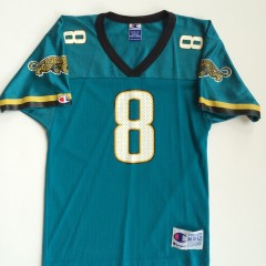 mark brunell jacksonville jaguars champion throwback nfl football jersey