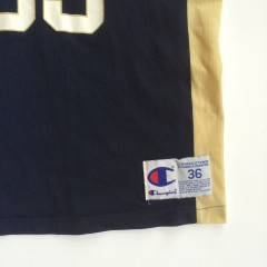 vintage size 36 notre dame fighting irish champion ncaa jersey
