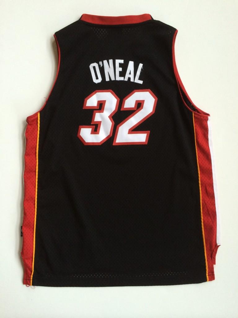 2006 Shaquille O'Neal Miami Heat Reebok NBA Swingman Jersey Youth XL | Rare Vntg