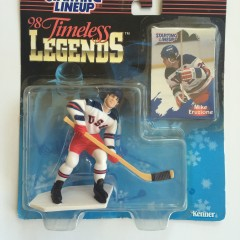 Mike Eruzione team usa 1980 olympics starting lineup toy