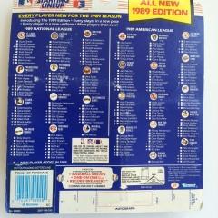 1989 MLB starting lineup toys
