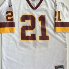 Deion Sanders Washington Redskins nike nfl throwback jersey