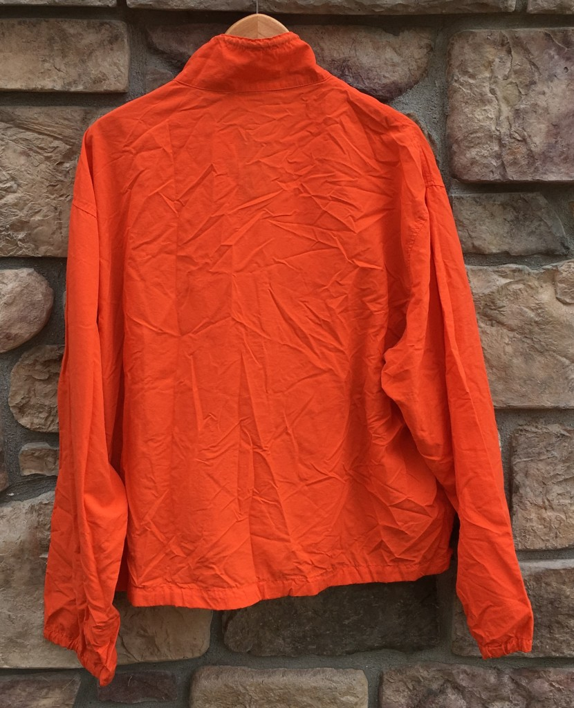 1eec24ab2c9c Vintage 90 s Polo Ralph Lauren Orange Polo Sport Jacket Size Large ...