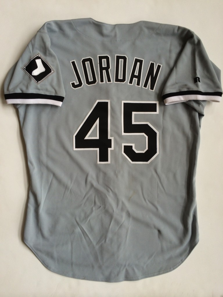 mj chicago white sox throwback jersey
