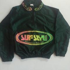 vintage youth surf style jacket