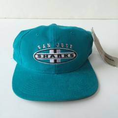 San jose sharks vintage sports specialties snapback hat
