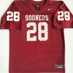adrian peterson oklahoma sooners ncaa football jersey