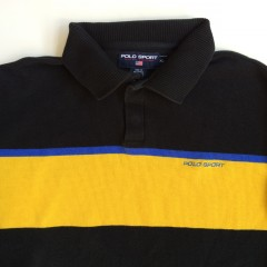 90's polo sport long sleeved extra
