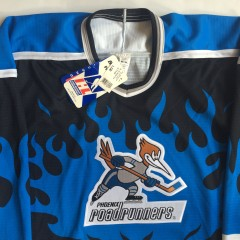 phoenix roadrunners alternate throwback jersey