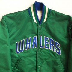 hartford whalers nhl vintage throwback jacket