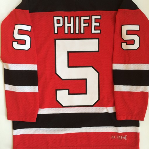 phife dawg new jersey devils ccm nhl hockey jersey