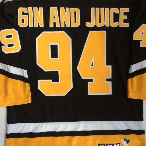snoop dogg pittsburgh penguins gin and juice hockey jersey