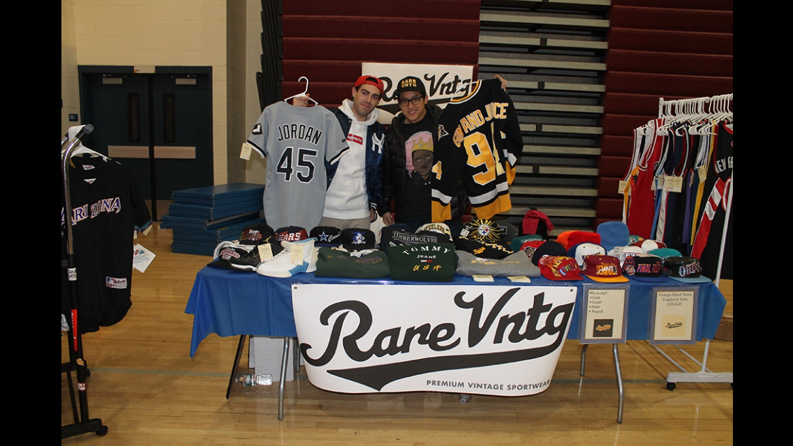 rare vntg at refresh pgh 2nd annual pittsburgh sneaker convention