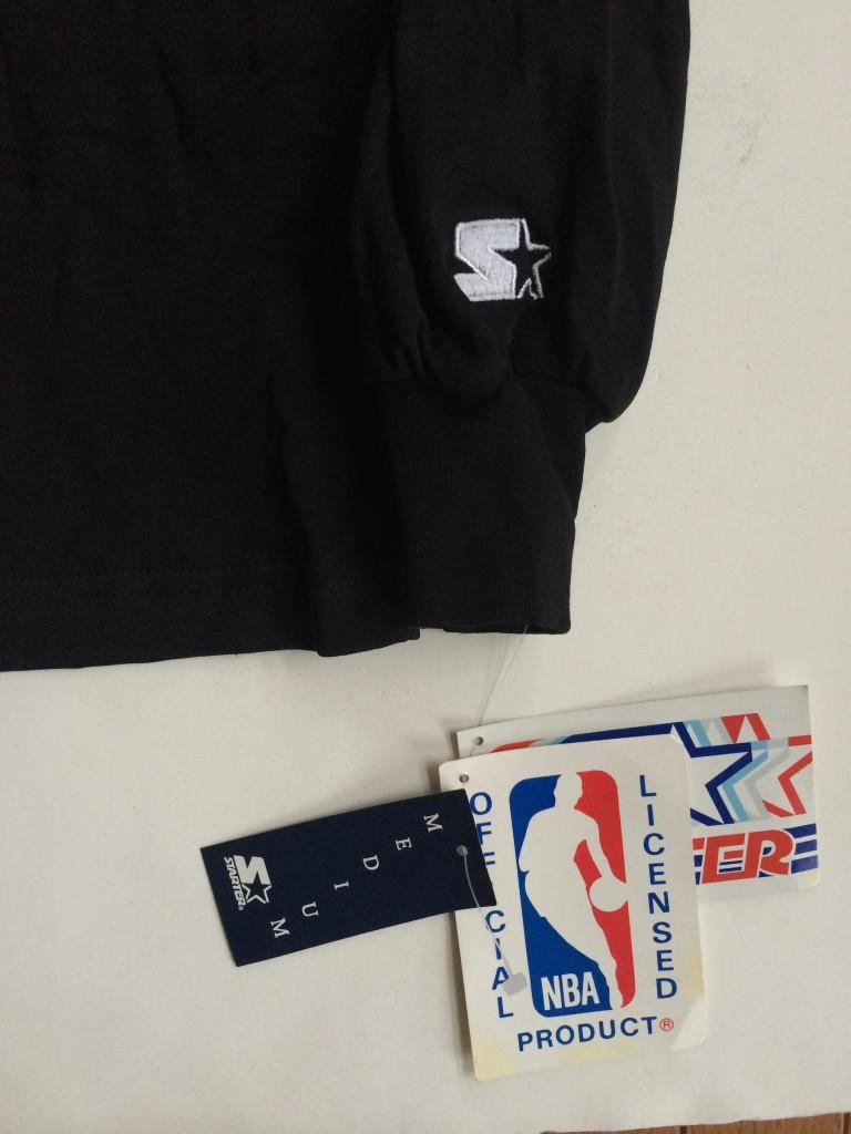 bfce3681 Vintage 90's Orlando Magic Starter Turtleneck Shirt Size Medium ...