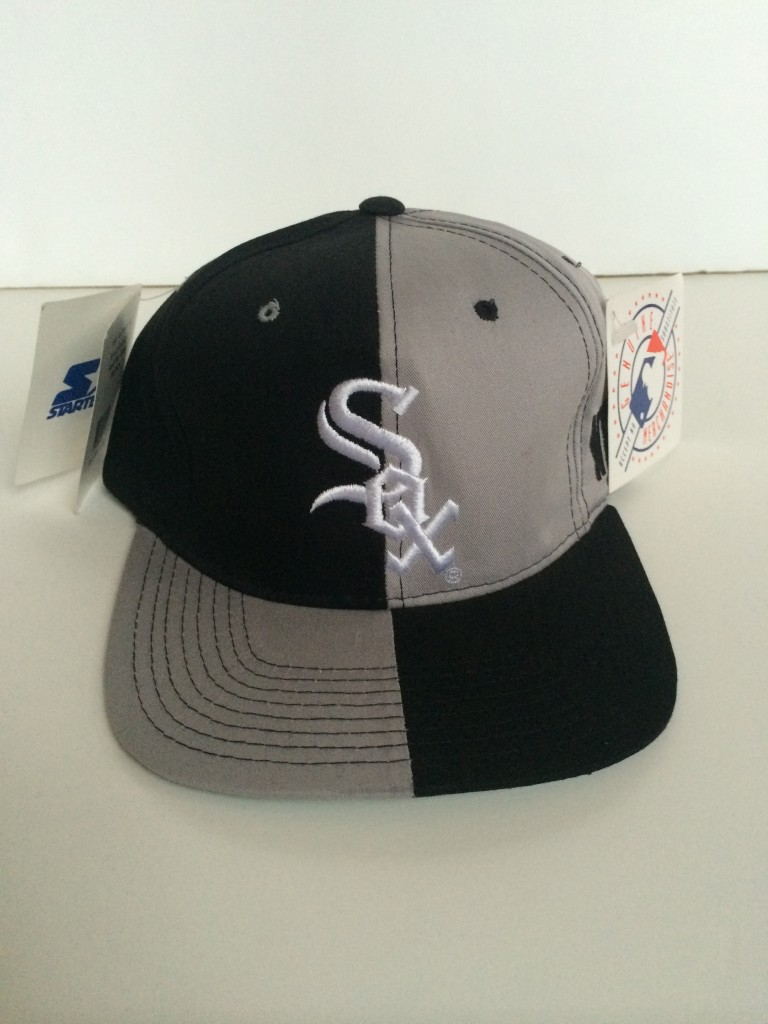 1690656d824 Vintage Chicago White Sox Starter MLB Snapback Hat