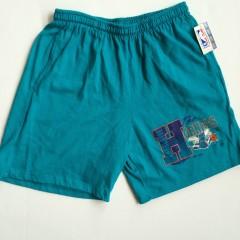 vintage charlotte hornets champion deadstock shorts