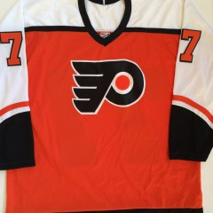 vintage paul coffey philadelphia flyers nhl hockey jersey