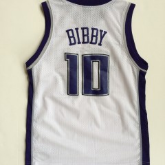 mike bibby sacramento kings swingman jersey