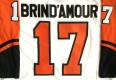 vintage rod brind'amour philadelphia flyers nhl hockey jersey