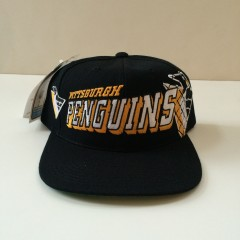Vintage pittsburgh penguins sports specialties nhl snapback hat
