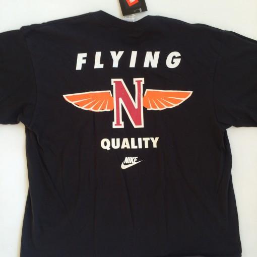 90's nike basketball deadstock t shirt