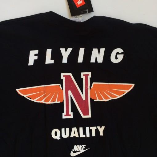 vintage deadstock 90's nike basketball t shirt
