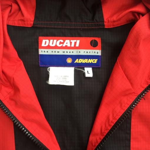 vintage ducati advance racing jacket