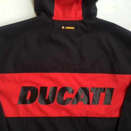 vintage ducati racing jacket size large