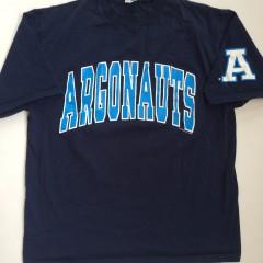 vintage 1991 Toronto Argonauts CFL T shirt large