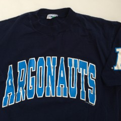 Vintage 1991 Canadian Football league t shirt toronto argonauts