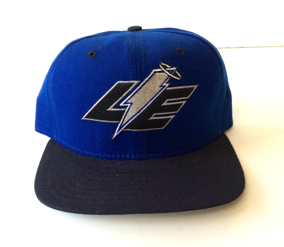 bdb8df3f2d4 vintage Lake Elsinore Storm minor league baseball snapback hat