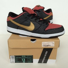 nike dunk sb low walk of fame brooklyn projects size 13
