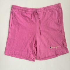 vintage champion shorts pink