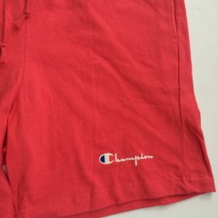 Vintage champion athletic shorts salmon pink