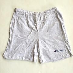 vintage champion shorts grey