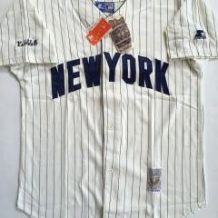 vintage starter new york yankees 1923 vintage cooperstown jersey size xl