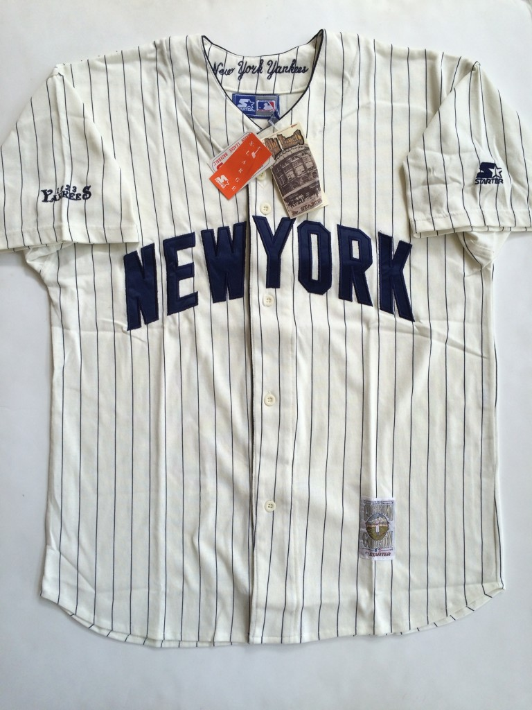 wholesale dealer 352e5 68f77 1923 New York Yankees Starter Cooperstown Collection MLB Jersey Size XL